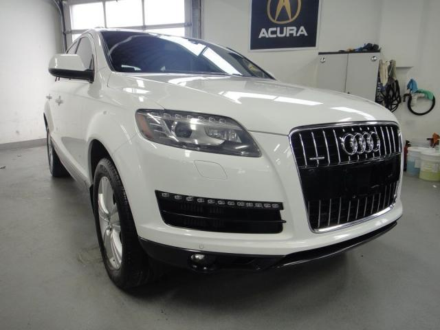2011 Audi Q7 TDI PREMIUM,DEALER MAINTAIN,NO ACCIDENT,NAVI,