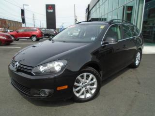 Used 2013 Volkswagen Golf Wagon Comfortline for sale in Halifax, NS