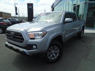 Used 2019 Toyota Tacoma SR5 4X4 DOUBLE CAB for sale in Halifax, NS