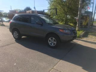 Used 2009 Hyundai Santa Fe 5 SPEED,MANUAL,SAFETY+3 YEARS WARRANTY INCLUDED for sale in Toronto, ON