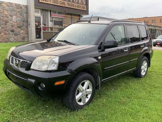 Used 2006 Nissan X-Trail SE.4X4.PANORAMIC POWER SUNROOF.HEATED SEATS.ALLOYS. for sale in North York, ON