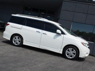 Used 2011 Nissan Quest LE|NAVI|DVD|REARCAM|PANOROOF|LEATHER|ALLOYS for sale in Toronto, ON