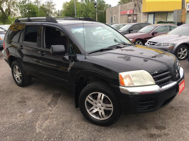 2004 Mitsubishi Endeavor XLS/ AWD/ POWER GROUP/ ALLOYS/ TOW PACKAGE & MORE!
