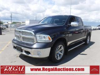 Used 2014 RAM 1500 LARAMIE CREW CAB 4WD for sale in Calgary, AB