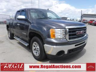 Used 2011 GMC SIERRA 1500  4D EXTENDED CAB 4WD for sale in Calgary, AB