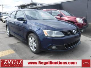 Used 2013 Volkswagen Jetta Comfortline 4D Sedan 2.0 TDI AT for sale in Calgary, AB