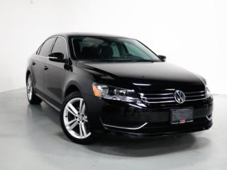 Used 2014 Volkswagen Passat LOCAL CAR   SUNROOF   LEATHER   INCOMING for sale in Vaughan, ON