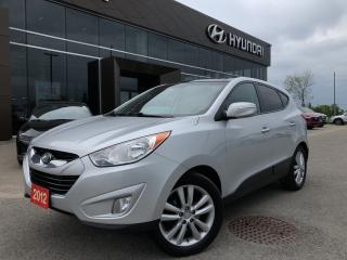 Used 2012 Hyundai Tucson Limited AWD at for sale in Barrie, ON