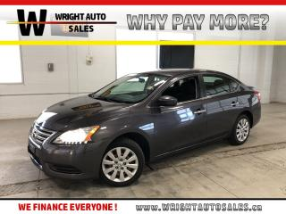 Used 2015 Nissan Sentra S|LOW MILEAGE|BLUETOOTH|29,458 KMS for sale in Cambridge, ON