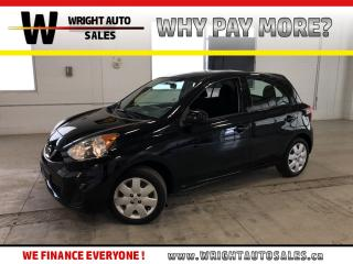 Used 2015 Nissan Micra S|LOW MILEAGE|BLUETOOTH|BACKUP CAMERA|39,068 KM for sale in Cambridge, ON