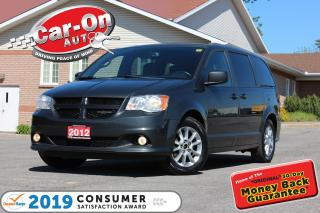 Used 2012 Dodge Grand Caravan R/T LEATHER NAV DVD FULL POWER GRP LOADED for sale in Ottawa, ON
