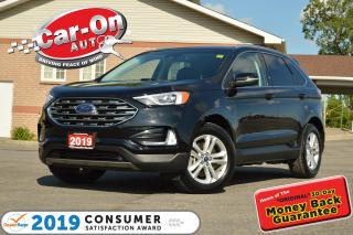 Used 2019 Ford Edge SEL EcoBoost AWD LEATHER HTD SEATS NAV READY for sale in Ottawa, ON