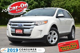 Used 2013 Ford Edge SEL V6 NAV REAR CAM HTD SEATS LOADED for sale in Ottawa, ON
