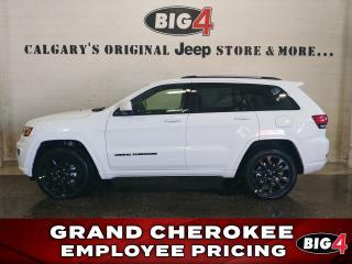 Used 2019 Jeep Grand Cherokee LAREDO 4x4 for sale in Calgary, AB