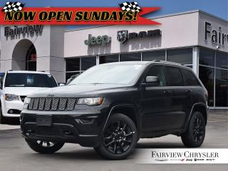 New 2019 Jeep Grand Cherokee Altitude for sale in Burlington, ON