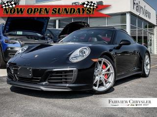 Used 2017 Porsche 911 Carrera 4S   PDK   Sport Exhaust   Pasm Susp. for sale in Burlington, ON