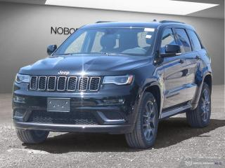New 2019 Jeep Grand Cherokee LIMITED 4X4 for sale in Mississauga, ON