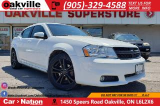 Used 2012 Dodge Avenger SXT | HTD SEATS | BLUETOOTH | AUX | CRUISE for sale in Oakville, ON
