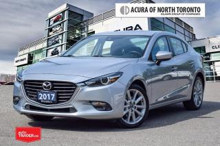 Used 2017 Mazda MAZDA3 GT at OFF Make Sales Event ON NOW No Accident| Blu for sale in Thornhill, ON