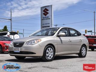 Used 2008 Hyundai Elantra GL for sale in Barrie, ON