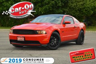 Used 2012 Ford Mustang GT 5.0L ONLY 67,000 KM LEATHER SHAKER LOADED for sale in Ottawa, ON