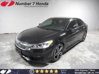 Used 2017 Honda Accord Sport HS| Sunroof| Backup Cam| Tint| for sale in Woodbridge, ON