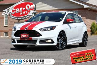 Used 2015 Ford Focus LEATHER NAV SUNROOF HTD SEATS LOADED for sale in Ottawa, ON