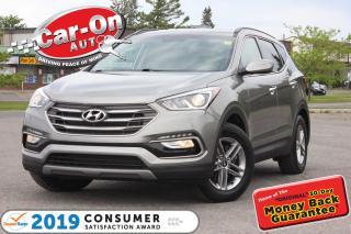 Used 2017 Hyundai Santa Fe Sport 2.4 REAR CAM HTD SEATS BLUETOOTH for sale in Ottawa, ON