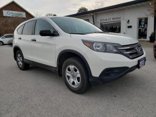 Used 2013 Honda CR-V LX 4WD for sale in Waterdown, ON