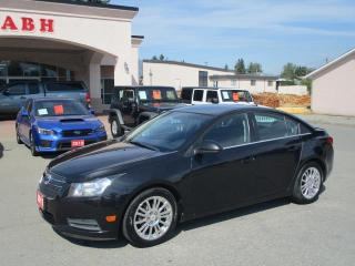 Used 2012 Chevrolet Cruze Eco for sale in Grand Forks, BC
