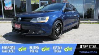 Used 2012 Volkswagen Jetta 2.0 TDI Highline ** Diesel, Leather, Sunroof ** for sale in Bowmanville, ON