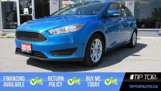 Used 2015 Ford Focus SE ** Clean CarFax, Bluetooth, Backup Cam** for sale in Bowmanville, ON