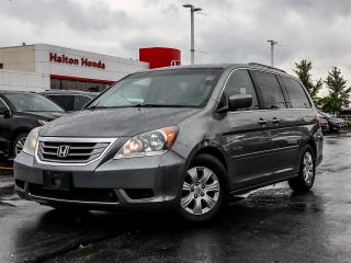 Used 2009 Honda Odyssey EX for sale in Burlington, ON