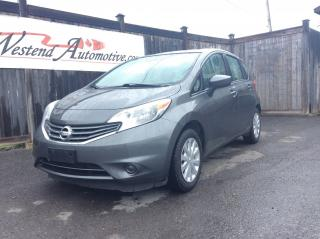 Used 2016 Nissan Versa Note SV for sale in Stittsville, ON