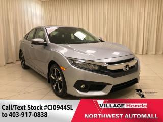 Used 2018 Honda Civic Sedan Touring for sale in Calgary, AB