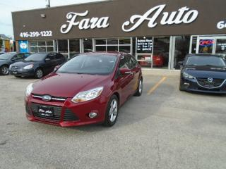 Used 2013 Ford Focus AUTOMATIC & HB SE for sale in Scarborough, ON