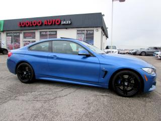 Used 2014 BMW 4 Series 435i xDrive M Sports Package Heads Up Display Certified for sale in Milton, ON