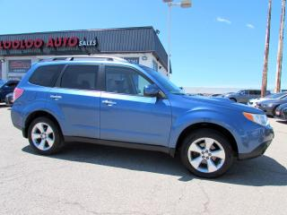 Used 2009 Subaru Forester 2.5XT AWD LIMITED LEATHER SUNROOF CERTIFIED for sale in Milton, ON