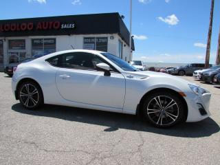 Used 2013 Scion FR-S FR-S COUPE 6 SPEED MANUAL CERTIFIED 2YR WARRANTY for sale in Milton, ON