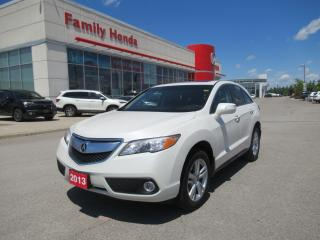 Used 2013 Acura RDX - for sale in Brampton, ON