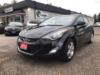 Used 2012 Hyundai Elantra Limited for sale in Bloomingdale, ON