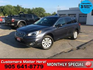 Used 2017 Subaru Outback 2.5i Touring CVT  AWD ROOF CAM HS P/SEAT for sale in St. Catharines, ON