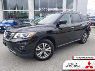 Used 2018 Nissan Pathfinder 4x4 SV  NAVIGATION-7 PASSENGER for sale in Port Coquitlam, BC