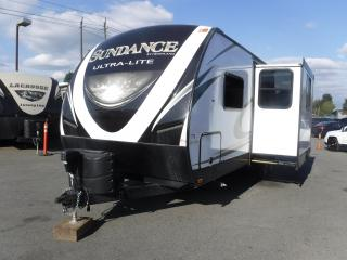Used 2018 Heartland Sundance 241BH ID241BH Trailer one slide out for sale in Burnaby, BC