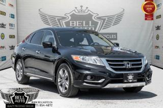 Used 2014 Honda Accord Crosstour EX-L, AWD, BACK-UP CAM, SUNROOF, LEATHER, BLUETOOTH for sale in Toronto, ON