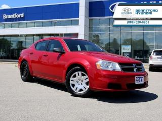 Used 2013 Dodge Avenger - $72.64 B/W for sale in Brantford, ON