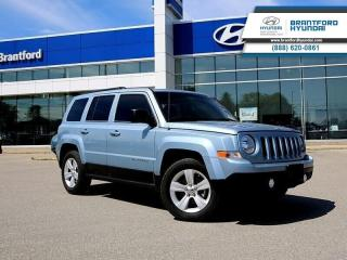 Used 2014 Jeep Patriot North  - Bluetooth -  SiriusXM - $96.47 B/W for sale in Brantford, ON
