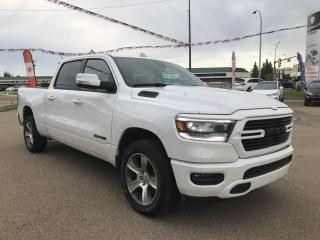 Used 2019 RAM 1500 Sport BRAND NEW ONLY 173 KMS for sale in Edmonton, AB