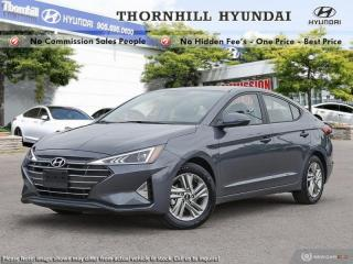 New 2020 Hyundai Elantra Preferred IVT  - Android Auto for sale in Thornhill, ON