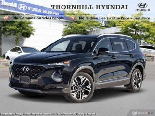 New 2019 Hyundai Santa Fe 2.0T Ultimate w/Dark Chrome Accent AWD for sale in Thornhill, ON